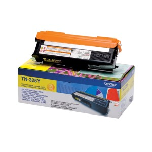 Toner BROTHER TN325Y Żółty 3500 str