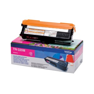 Toner BROTHER TN320M Magenta 1500 str