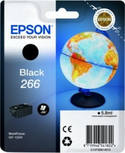 EPSON T2661 BLACK 5.8ml 250 str. (C13T26614010)