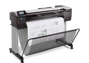 "Ploter HP DesignJet T830 36"" Multifunction"