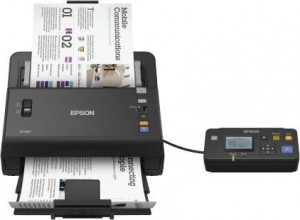 Skaner Epson DS-860N WorkForce  600x600dpi (dwustronny)