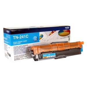 Toner BROTHER TN241 Błękitny 1400 str