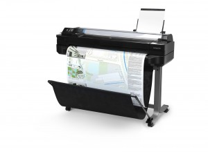 Ploter HP DesignJet T520 36""