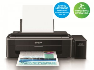 Drukarka EPSON L310 ITS A4 + Subskrypcja OFFICE 365 Personal