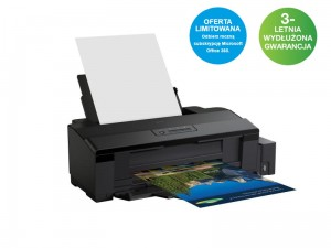 Drukarka EPSON L1800 ITS A3+ + Subskrypcja OFFICE 365 Personal