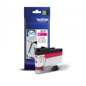 Tusz BROTHER LC3237M Magenta 1500 str.