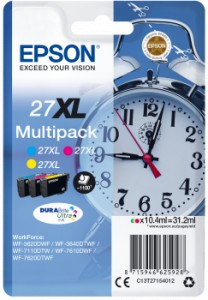 EPSON T2715 C/M/Y 3-colour 31,2 ml (C13T27154012)