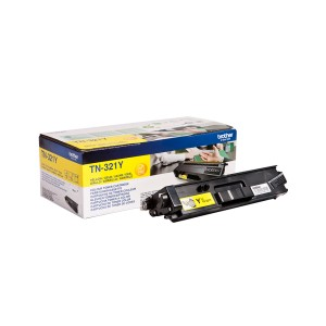 Toner BROTHER TN321Y Żółty 1500 str