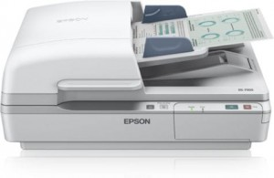 Skaner Epson DS-6500N WorkForce A4 1200x1200 (płaski) #B365