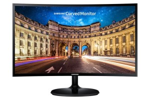 SAMSUNG LC24F390FHUXEN Monitor Curved 24""