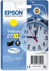 EPSON T2714 Yellow 10,4 ml 1100 str. (C13T27144012)